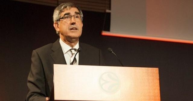 Euroleague CEO'su Bertomeu kafa karıştırıyor