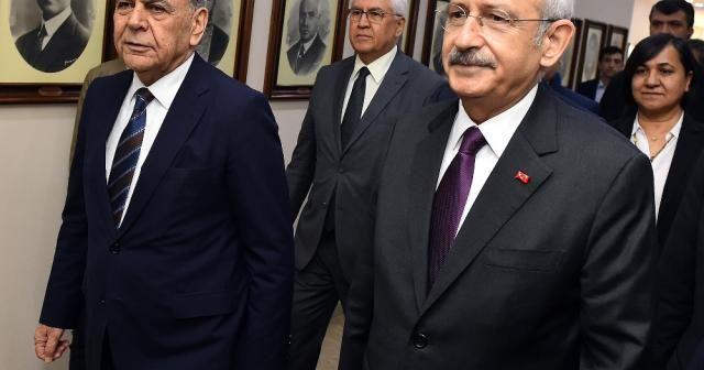 Kılıçdaroğlu'ndan sürpriz Kocaoğlu ziyareti