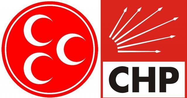 MHP'den CHP'ye ret