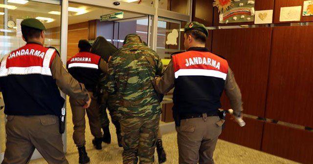 Sınırı geçen Yunan askerlerinin soruşturması genişletildi