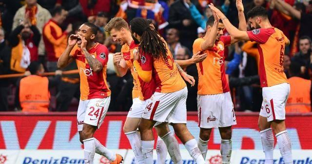 Galatasaray Başakşehir'i 5 maç sonra yendi