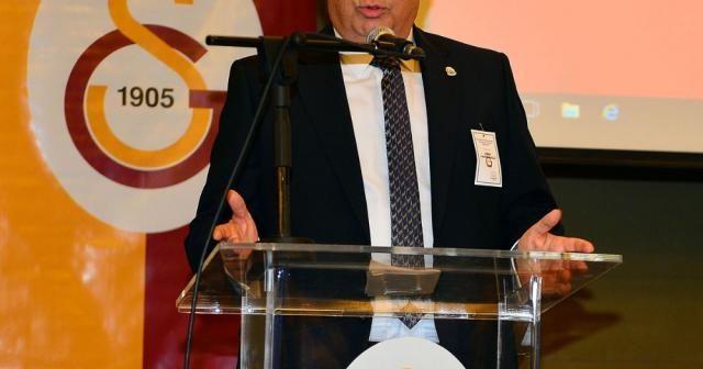 Galatasaray'da yeni divan başkanı belli oldu