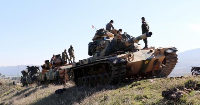 """""""İdlib'e 12. gözlem noktası tesis edildi"""""""