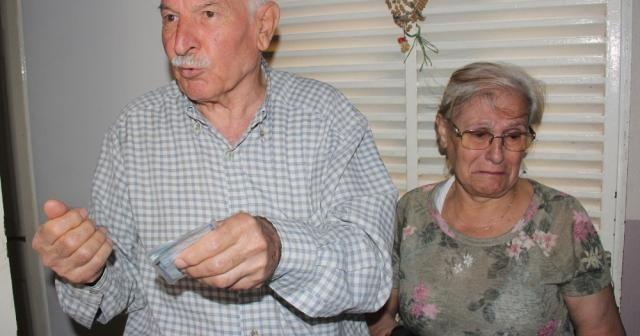 Ev sahibini itip Ukrayna'dan getirilen köpeği çaldılar