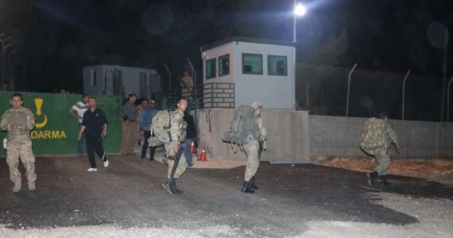 Karakola hain saldırı: 2 asker yaralı
