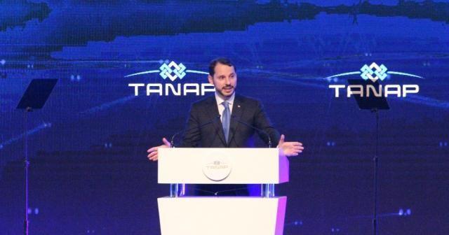 """""""TANAP; istikrarın, güçlü liderlik ve vizyonun projesidir"""""""