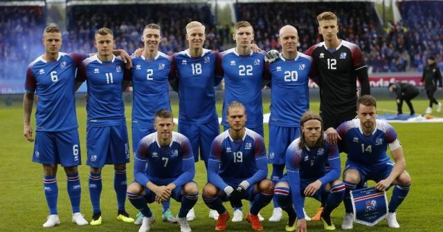 Dünya Kupası'nın sürpriz takımı: İzlanda