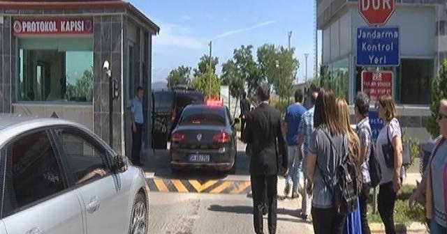 Kılıçdaroğlu Enis Berberoğlu'nu cezaevinde ziyaret etti