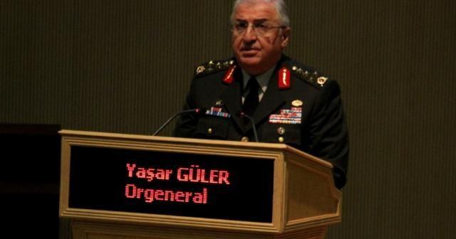 Genelkurmay Başkanlığına Orgeneral Güler atandı