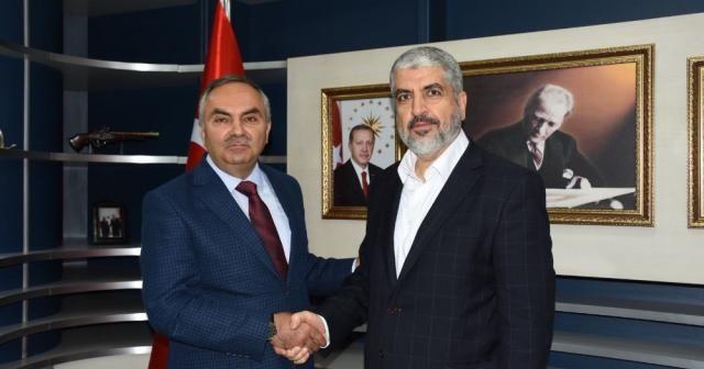HAMAS lideri: İsrail, Türkiye'nin bölgesel güç olmasından rahatsız