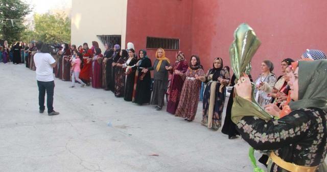 Aşiret düğününden Erdoğan'ın çağrısına tam destek