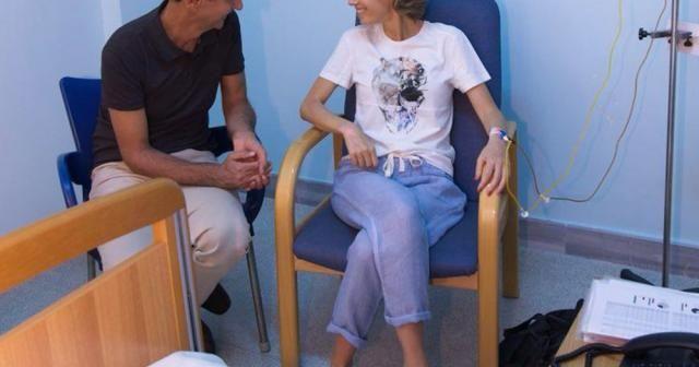 Beşar Esad'ın eşine kanser teşhisi konuldu