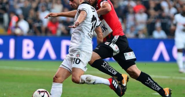 Beşiktaş avantaj elde etti