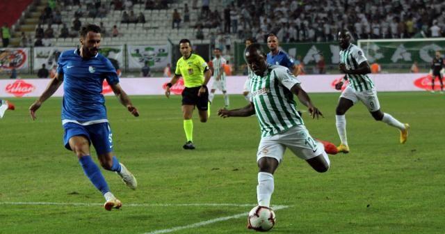 Gol düellosunda kazanan Konyaspor