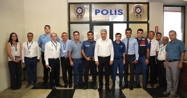 Hastanelerde artık jandarmalar görevde