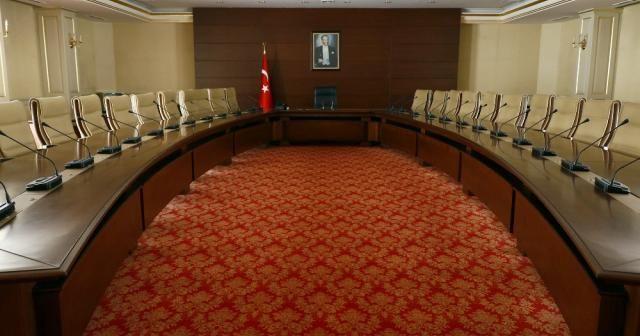 İşte Türkiye'nin 81 yılına tanıklık eden salon