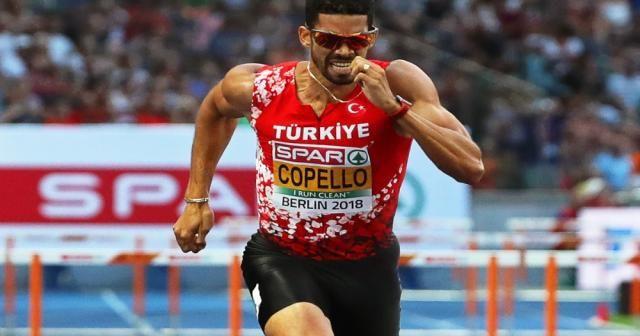 Yasmani Copello Escobar, Avrupa ikincisi oldu