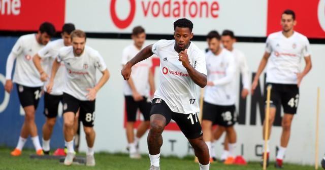 Beşiktaş'ta Yeni Malatyaspor mesaisi sürdü