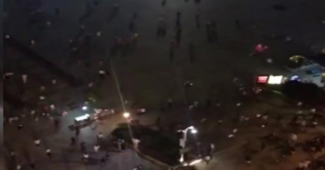 Çin'de araç yayaların arasına daldı: 3 ölü, 43 yaralı