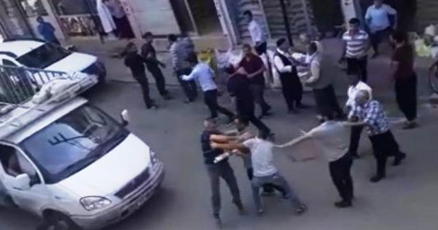 Cinayetle biten kavga kamerada