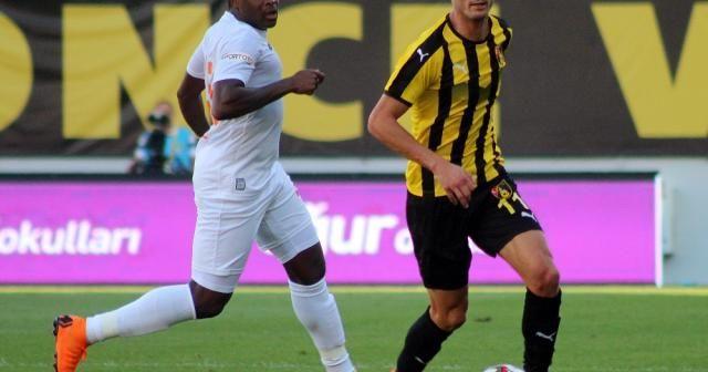 İstanbulspor: 1 - Adanaspor: 1