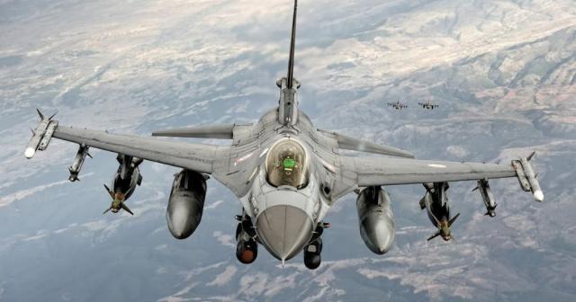 Kuzey Irak'a bir hava harekatı daha: 4 terörist öldürüldü