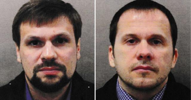 """Skripal'i zehirlenmekle suçlanan Ruslardan """"turist"""" iddiası"""