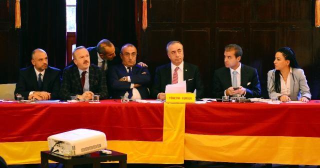 """""""Galatasaray kendisini rakamlarla kanıtlamış durumda"""""""