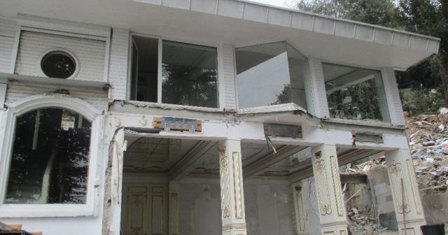 Adnan Oktar'ın evi ilk kez içeriden görüntülendi