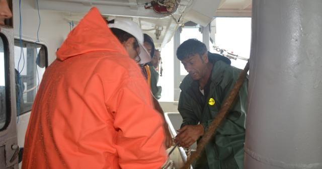 Balıkçılar palamut bolluğundan memnun