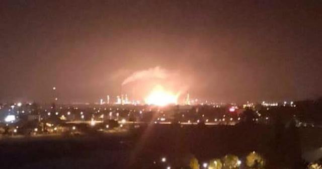 Bosna Hersek'te petrol rafinerisinde patlama: 8 yaralı
