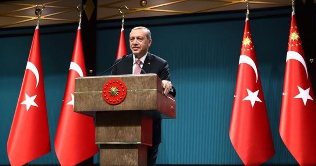 """Erdoğan'dan """"Yatırım Programı Hazırlıkları"""" genelgesi"""