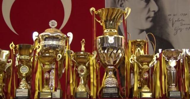 Galatasaray Spor Kulübü'nün 113. yılı kutlandı