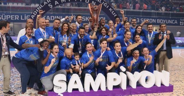 Hatay Büyükşehir Belediyespor, Cumhurbaşkanlığı Kupasını kazandı