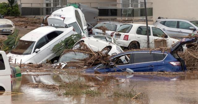 İspanya'daki sel felaketinde ölü sayısı artıyor