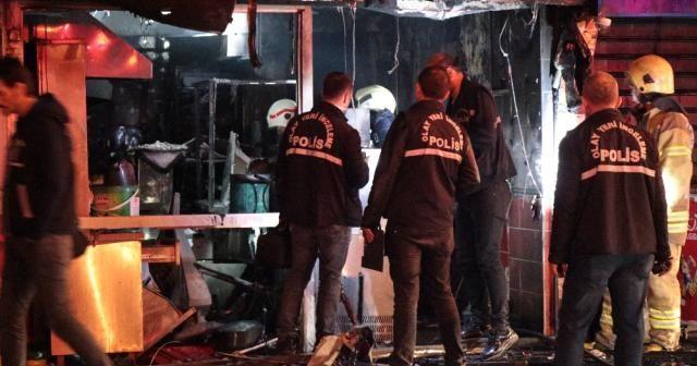 İstanbul'da korkutan patlama: 2 yaralı