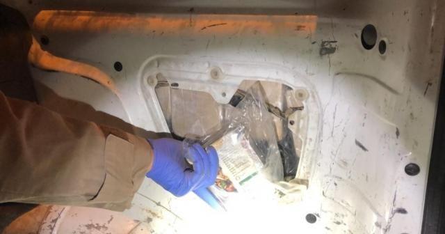 Kamyonetten 52 kilo eroin çıktı
