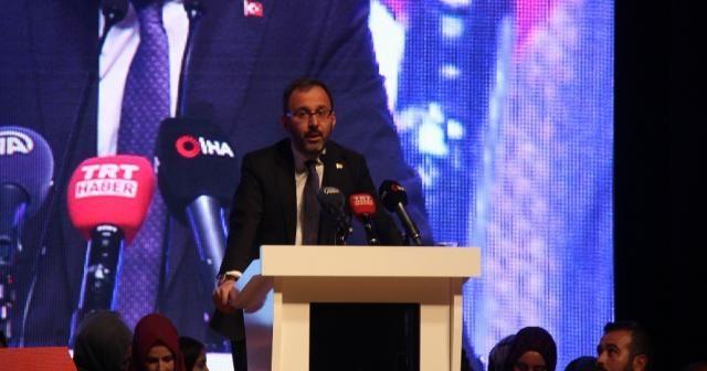 """""""Türkiye'nin bütün şehirleri emin ellerde olmalı"""""""