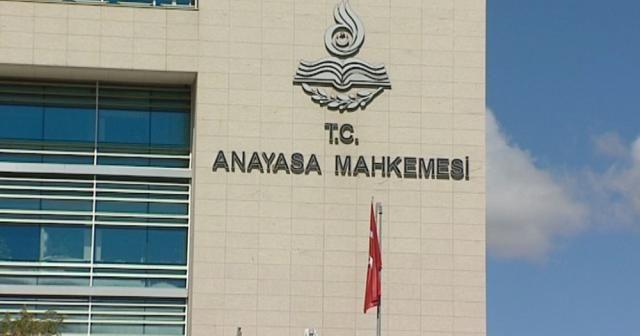 AYM'den CHP'li vekillerin başvurusuna ret