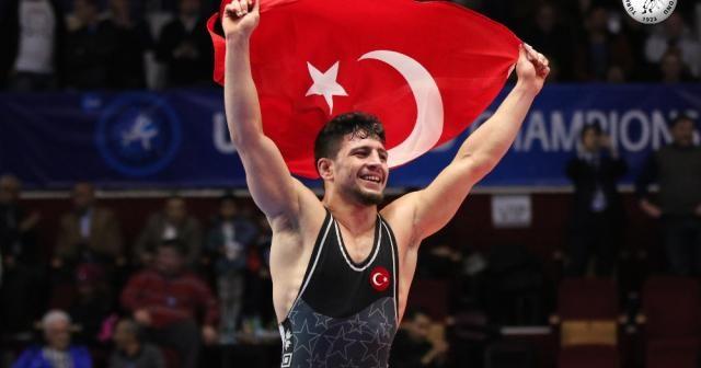Cengiz Arslan dünya şampiyonu