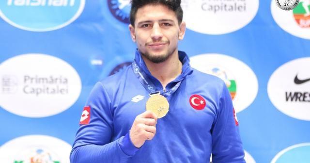 Dünya şampiyonu Arslan'ın hedefi olimpiyat şampiyonluğu