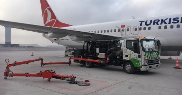 Ekim ayında 18 milyon yolcuya hizmet verildi