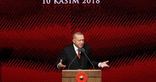 Erdoğan'dan çok sert 'Türkçe ezan' tepkisi