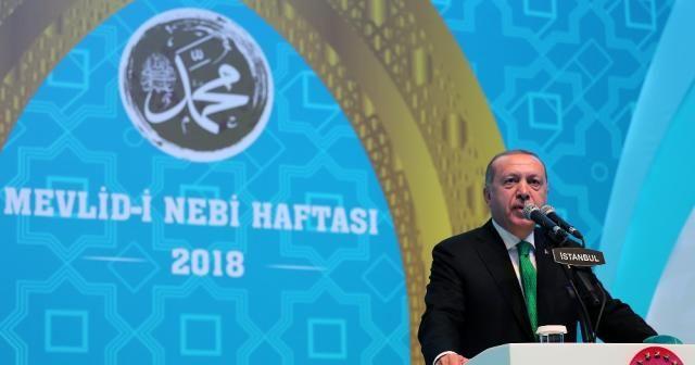 Erdoğan'dan tartışılan ziyareti değerlendirdi