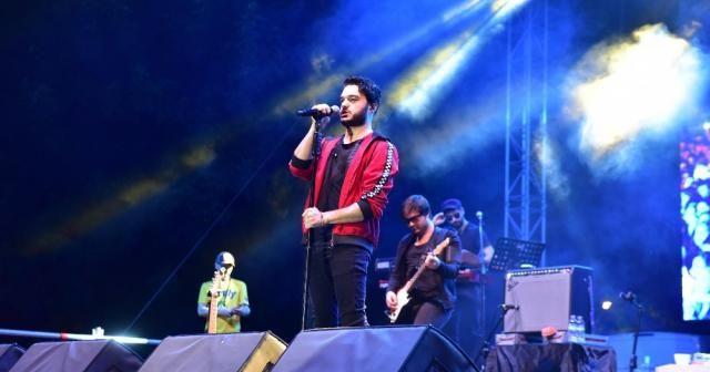 Festival kapsamında İlyas Yalçıntaş sahne aldı