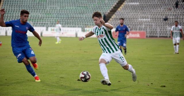 Giresun Karabükspor'u 4 golle geçti