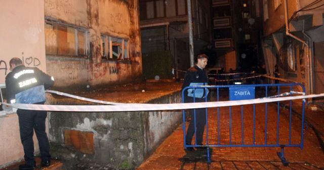 İstanbul'da çökme riski bulunan bina boşaltıldı