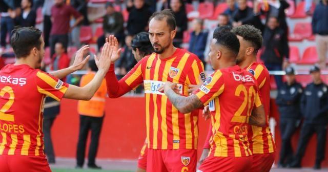 Kayserispor'a transfer yasağı geldi