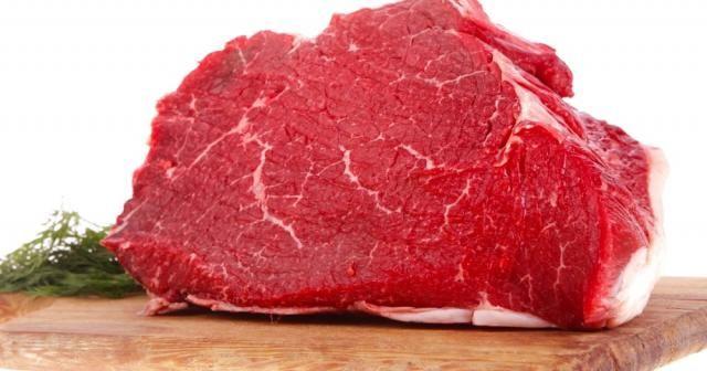Kırmızı et üretimi yüzde 27,4 arttı