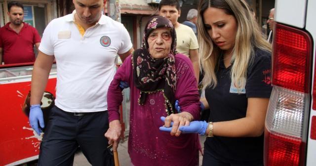 Murat Göğebakan'ın kuzeni annesini darp etti